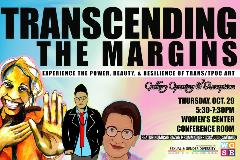 Transcending the Margins Flyer