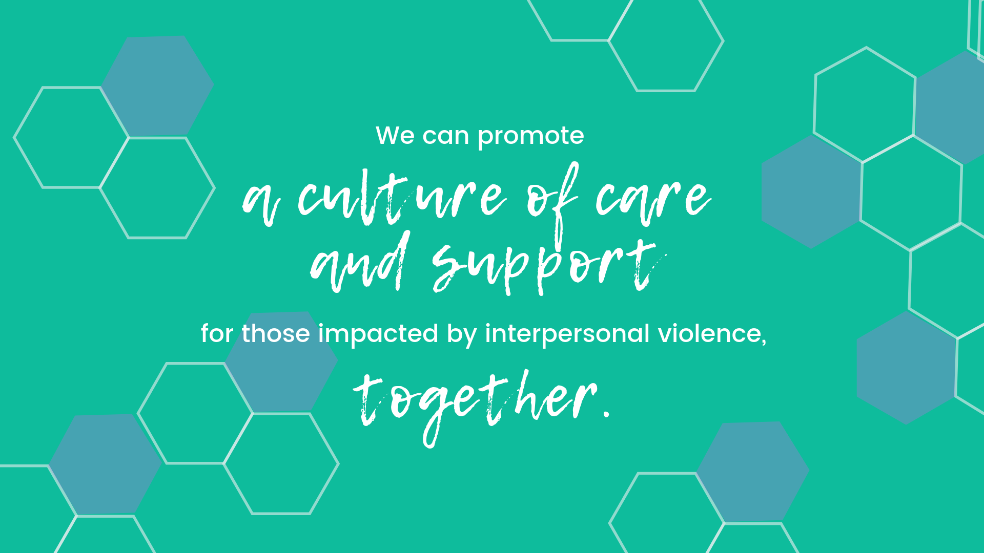 Culture of CARE and support