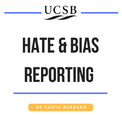 Hate Bias Reporting